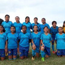Jóvenes destacadas en la disciplina de futbol femenil acudirán al club Pachuca a una visoria