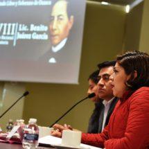 Exhorta Atristain Orozco a IEEPO y a SECTUR a fomentar eventos educativos y culturales en inmuebles oficiales