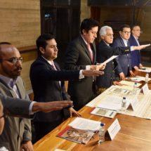 Poder Legislativo forma parte del Consejo Estatal de Archivos