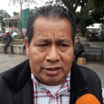 Todos los comerciantes ambulantes pagan el uso de suelo diariamente: Benjamín Tomas Miguel