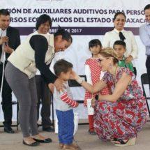 DIF estatal en Tuxtepec continuará otorgando apoyos funcionales