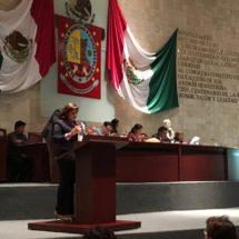 Presenta Atristain Orozco Iniciativa que promueve el desarrollo rural sustentable
