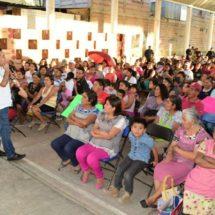 Diputado Toribio López Sánchez Participa en la entrega de Estufas Ecológicas en San Antonio de la Cal