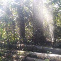 Roban huachicol… y también agua