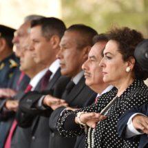 Poderes Honran Legado de Vicente Guerrero