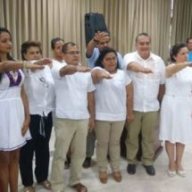 Toma protesta nueva mesa directiva de los hoteleros en Puerto Escondido