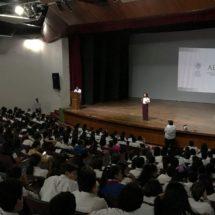 Desarrollo de la juventud, eje rector del Gobierno de Dávila