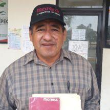 Inconsistencias en la elección de candidatos en el evento de MORENA: José Manuel Castillo