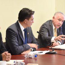 Comisión de Protección Ciudadana conoce estatus de Sistema de Alerta Sísmica