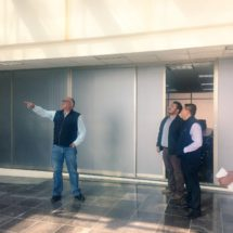 Sin daños edificio del Congreso de Oaxaca