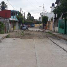 La obra de la calle Arista se atrasa por requisitos que debe cumplir la constructora