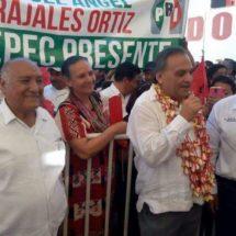 Se Registra Miguel Ángel Grajales Como Precandidato Del PRI.