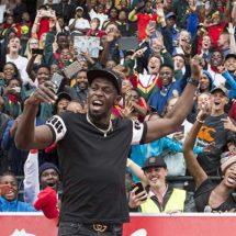 ¡Usain Bolt y un comportamiento que generó controversia!