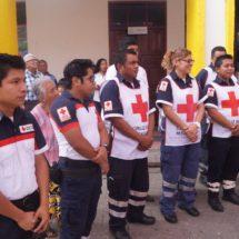 A donar a la Cruz Roja, invita Gobierno Municipal de Tuxtepec