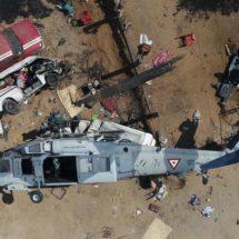 ¿Qué se sabe del helicóptero de rescate que mató a 13 personas tras el último sismo en México?