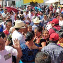 Pacta reclasificar daño en viviendas en Juchitán, Oaxaca