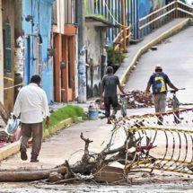 Irrita lenta reconstrucción en el Istmo, Oaxaca