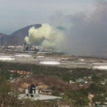 Paro de emergencia en la refinería de Salina Cruz, Oaxaca