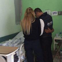 Visita Murat a heridos por accidente aéreo en Jamiltepec