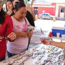 Jornadas de asistencia social, parte importante del Gobierno de Raúl Cruz