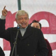 AMLO se registrará este viernes como candidato presidencial ante INE