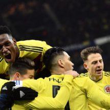 Colombia remonta a Francia en París