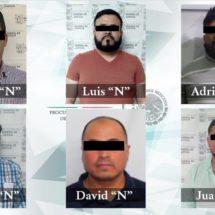 Tres periodistas detenidos por el asesinato de un reportero en México