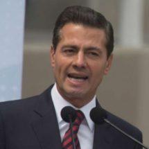 Peña Nieto reconoce al Congreso por aval a Ley Fintech