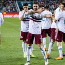 SELECCIÓN MEXICANA, SORPRENDIDA POR FIFA CON PRUEBAS ANTIDOPING