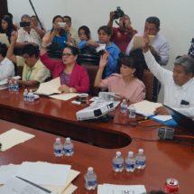 Cabildo de Tuxtepec aprueba 46 millones de pesos para primer paquete de obras