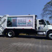 Autorizó Cabildo tuxtepecano compra de tres nuevos recolectores de basura