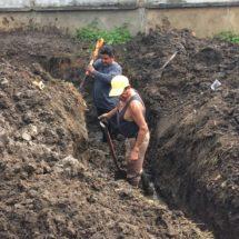 Con tequio abatimos rezago social en materia de servicios básicos: Gobierno de Tuxtepec