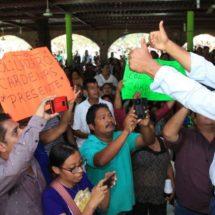 Morena no cumple acuerdos en TUXTEPEC y el pueblo los dejará solos: Dávila