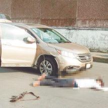 Balacera: tres muertos