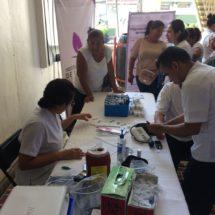 Realiza Ayuntamiento de Tuxtepec Brigada de Salud