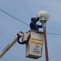 Ayuntamiento instalará luminarias que fueron solicitadas por la ciudadanía