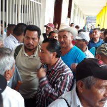 Reclama COPOC al gobierno del estado reparación de tramo carretero en Valle Nacional