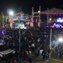 Buenas ventas presentaron los comerciantes de Tuxtepec por el carnaval