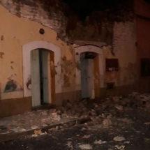Peña Nieto y Murat olvidan a damnificadxs del terremoto por reparto de candidaturas y elección de 2018