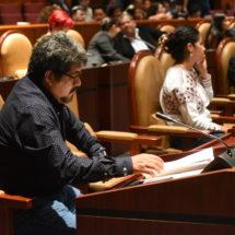 Exhorta Fernando Lorenzo al gobernador a nombrar a nuevo titular de la Seculta