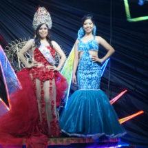 Ciñen corona a Dayani y Renato, Reyes del Carnaval Tuxtepec 2018