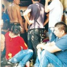 Federales rescatan a 55 indocumentados