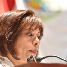 Urge Hilda Luis a finanzas que constituya fidecomiso a favor de deportistas discapacitados