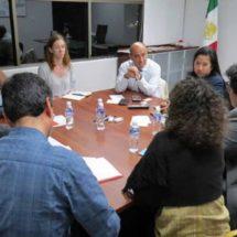 Suman esfuerzos IEEPO, UNICEF y Oxfam México para atender necesidades educativas