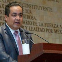 Pide diputado Toribio López programas de apoyo a horticultores