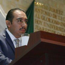 Presenta Horacio Antonio Iniciativa de Ley Orgánica del Tribunal de Justicia Administrativa