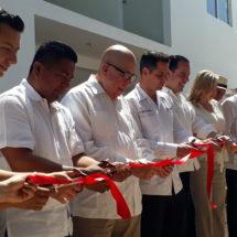 Gobernador inaugura La Ceiba Residencial