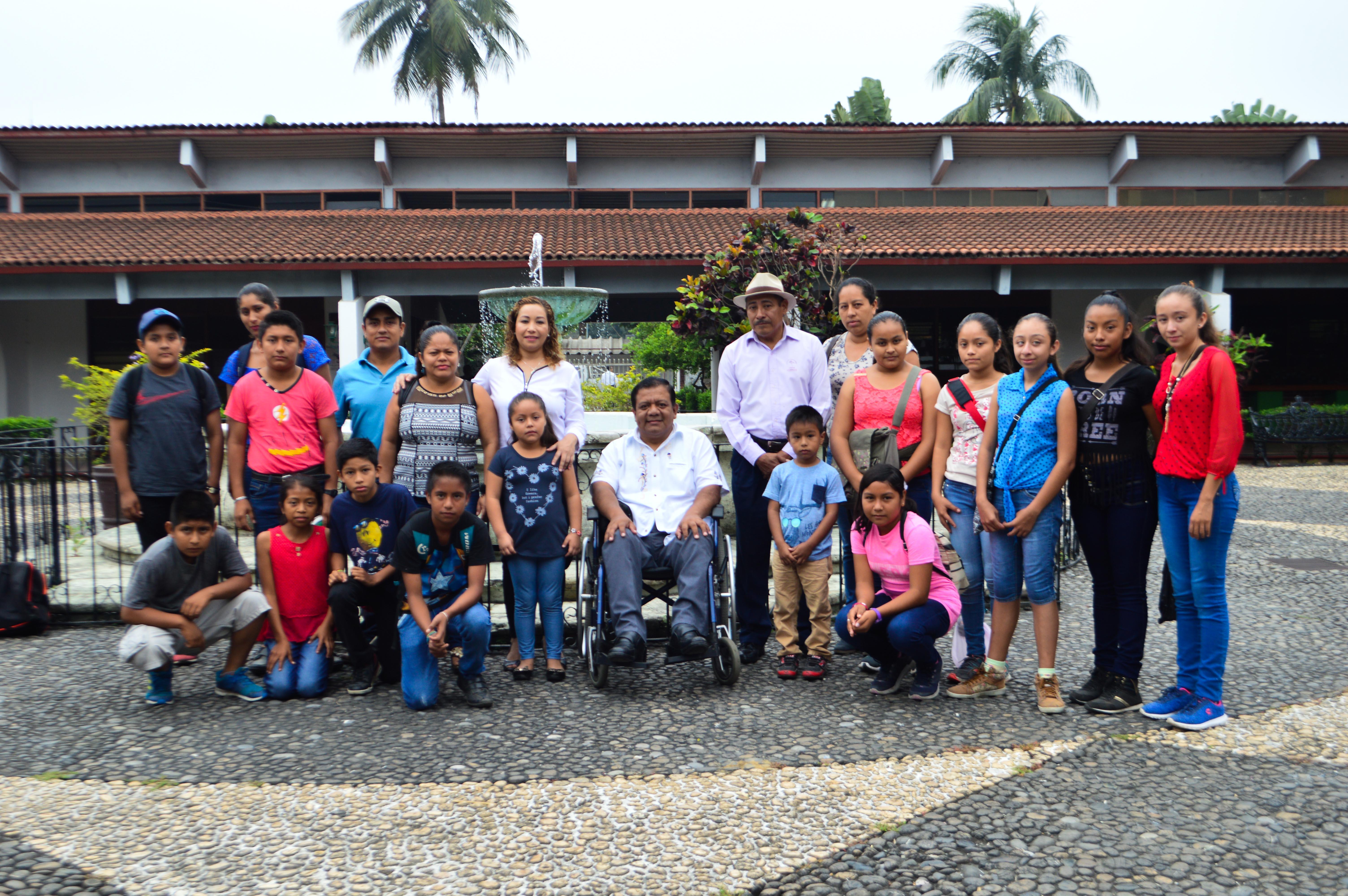 A petición de  niños y niñas de Buena Vista Gallardo… Presidenta DIF apoya la creación de orquesta infantil comunitaria