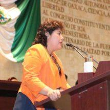 Urge implementar la Alerta Rosa en Oaxaca: Neli Espinosa