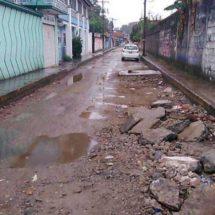La obra de la calle Rayón no se ha abandonado: Regidor de Obras Publicas